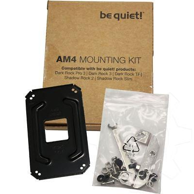 be quiet! CPU Kühler AM4 Montage Kit für Dark Rock 3, Dark Rock Pro 3 (BZ006)