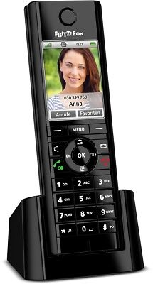 AVM FRITZ!Fon C5 Mobilteil DECT-Eco Schnurlostelefon Freisprechfunktion NEU OVP