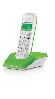 Motorola STARTAC S1201 Grün-Weiß Design-Telefon Schnurlostelefon DECT NEU OVP
