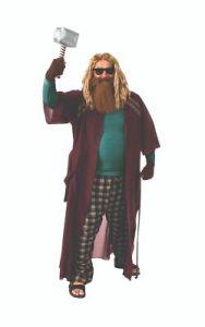 Marvel Avengers Endgame - Bro Thor Adult Robe Costume