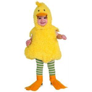 Duck Baby Costume Easter Halloween Fancy Dress