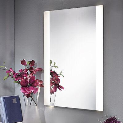 Spiegel Wandspiegel 70 x 56 cm Badspiegel LED Beleuchtung Badezimmerspiegel M13*