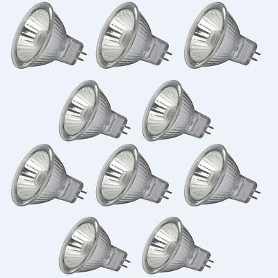 10 Stück MeLiTec-Licht 6W LED GU5,3 MR16 12V Reflektorlampe (30W Licht) 320Lm