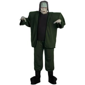 Frankenstein Costume Adult Mens Monster Halloween Fancy Dress