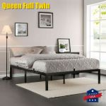 Saba Queen Size Fabric Bed Frame For Sale Online Ebay