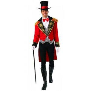Ringmaster Costume Halloween Fancy Dress