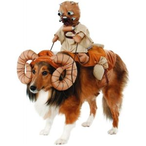 Bantha Pet Costume Dog Star Wars Halloween Fancy Dress