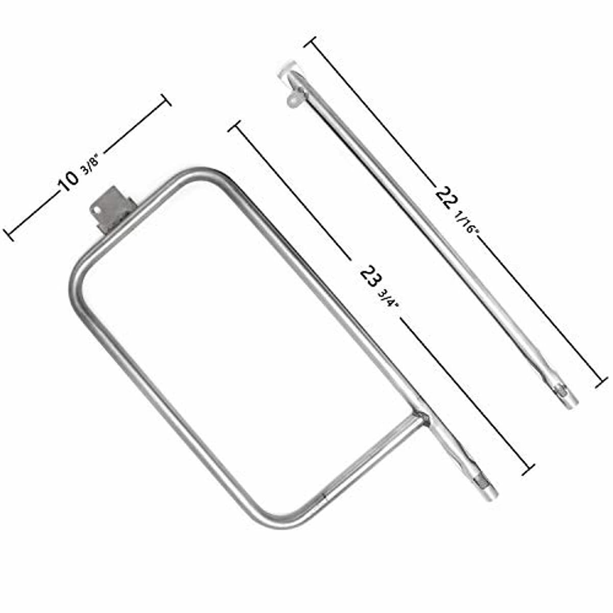 Bbq Gas Grill Burners Replacement Parts For Weber Q Series