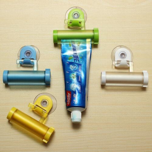 Mode Kreative Badzubehör Zahncreme Zahnpasta Spender Tube Quetschen Badezimmer