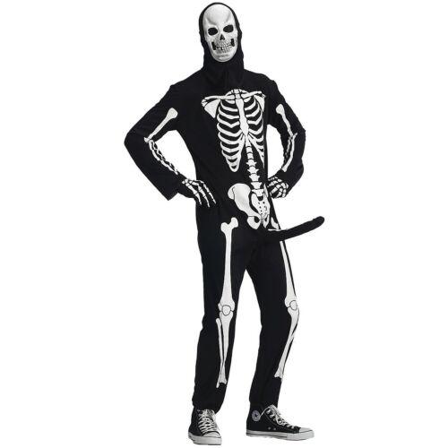 Skeleboner Costume Adults Only Funny Skeleton Halloween Fancy Dress