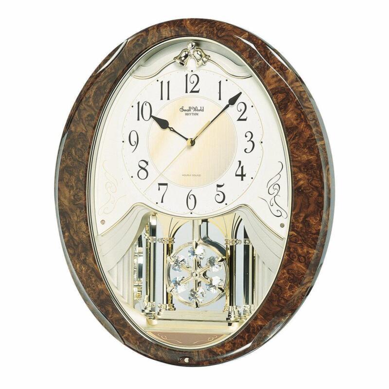 Rhythm Wall Clock EBay