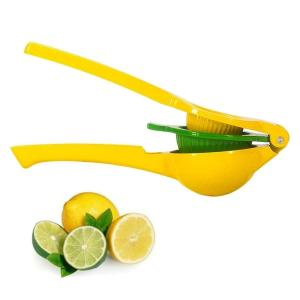Lemon Squeezer- Premium Quality Metal Lemon Lime Squeezer - Manual Citrus Press