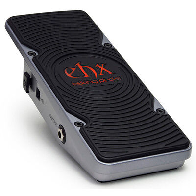 Electro Harmonix Talking Pedal Vocal Formant Wah & Fuzz - Guitar effect pedal