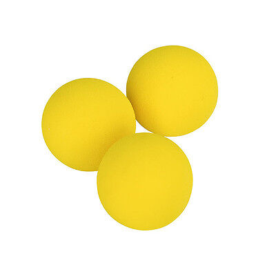 6 X  Katzenspielzeug - Schaumstoffball - Softball - Softbälle - 4,5 cm