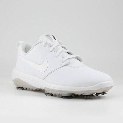 Nike 2019 Roshe G Tour Herren Golfschuhe, Weiß, wasserdicht - UVP 110€ - SALE