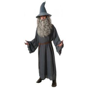 Gandalf Costume Adult Halloween Fancy Dress