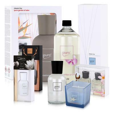Ipuro Raumduft classic,luxus,season,car line,Hommage,Air Pearls,Parfum,Düfte