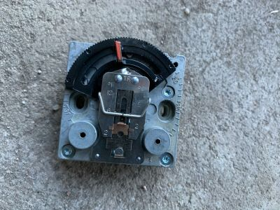 TAC 2212-119 Pneumatic Room Thermostat