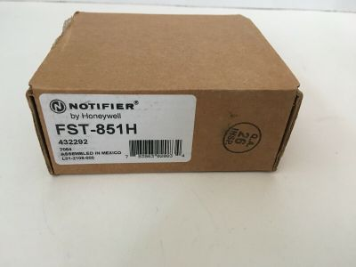 *NIB* *New* Notifier FST-851H Fire Alarm Intelligent Heat Detector