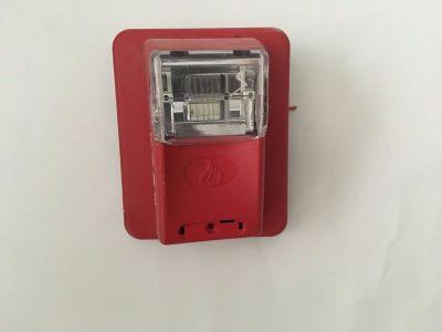 Gentex ST24-15/75WR Commander Fire Alarm Remote Strobe Red