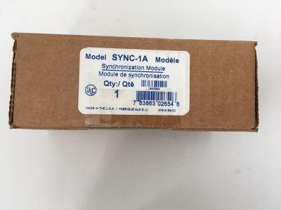 *NIB* *New* System Sensor SYNC-1A Fire Alarm Sync Module Circuit Board