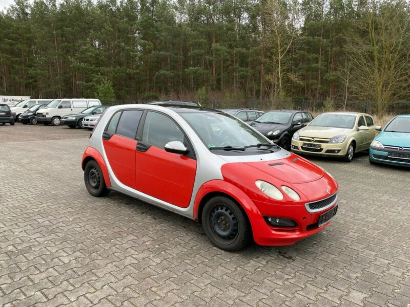 Smart forfour 1.5 Passion*Leder*Panorama*SHZ*AT-Motor*