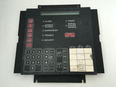 Siemens Cerberus Pyrotronics MKB-3 Fire Alarm Annunciator Command Center