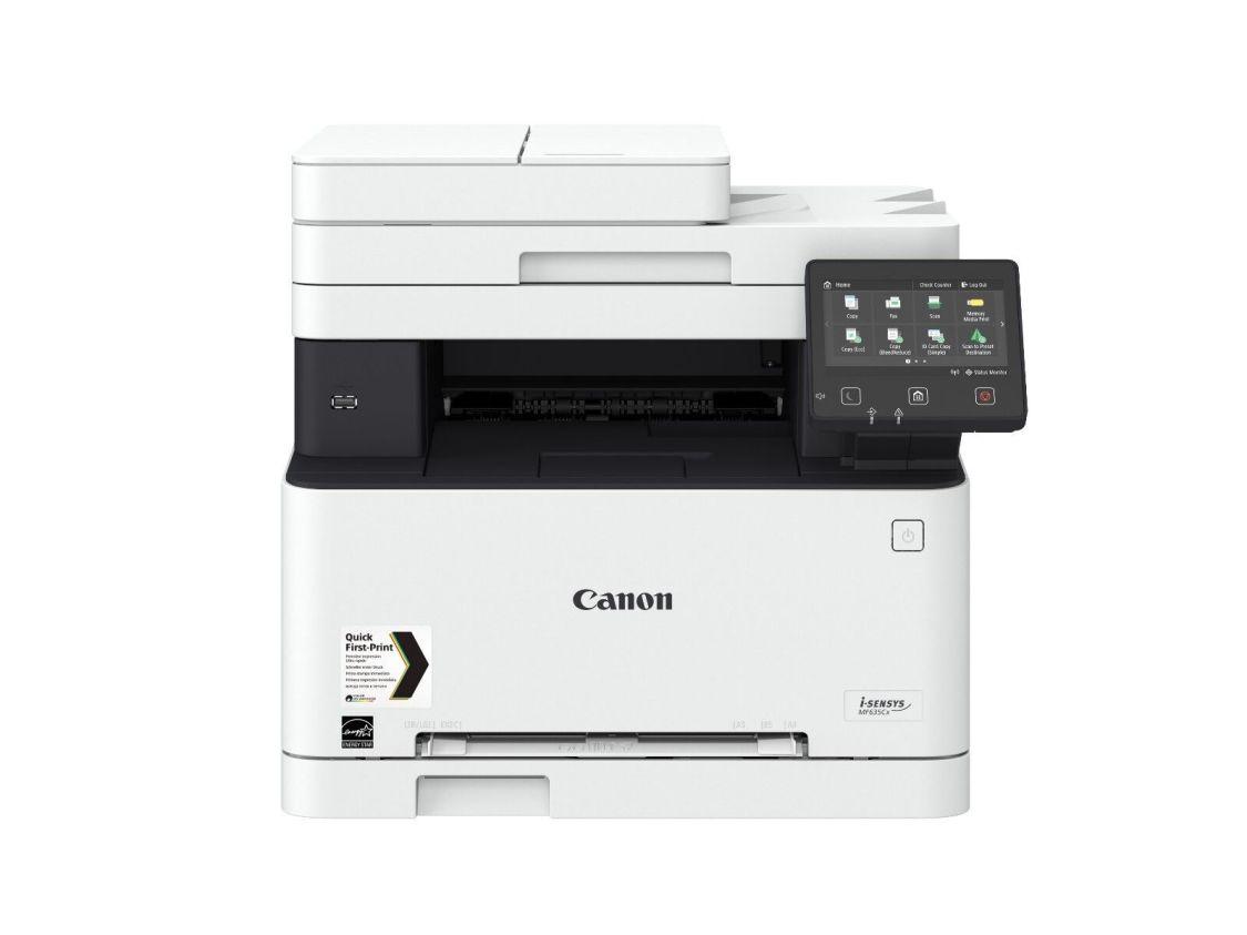 Canon i-SENSYS MF635Cx Farblaser-Multifunktionsgerät 4-in-1 ADF Duplex LAN WLAN