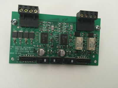 FCI 1700-0193 Fire Alarm Control Panel DACT Module