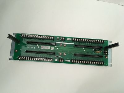 Siemens Cerberus Pyrotronics MOM-4 Fire Alarm Optional Card Cage Module