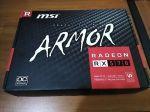 OPEN BOX MSI AMD Radeon RX 570 4GB GPU VRAM Graphics Card PC Gaming