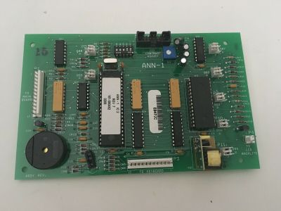 Siemens Cerberus Pyrotronics ANN-1 Fire Alarm Annunciator