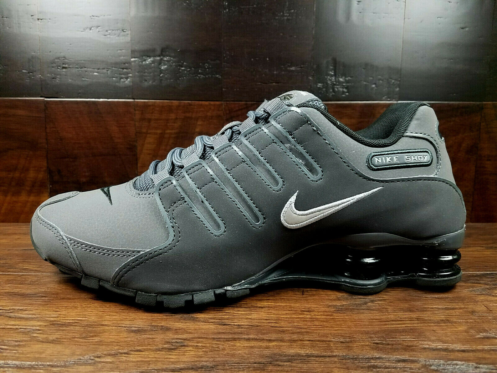 Trainer Shoes Nike Shox Nz Dark Grey Iron Anthracite Mens Shoes All Sizes Best Seller Clothes Shoes Accessories Buildersandthings Com Ng