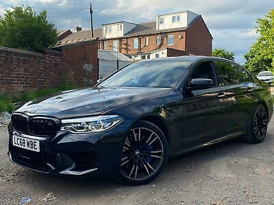 2018 BMW M5 M5 4dr DCT SALOON Petrol Automatic