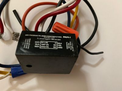 Air Products and Controls PAM-1 Fire Alarm Control Relay Module