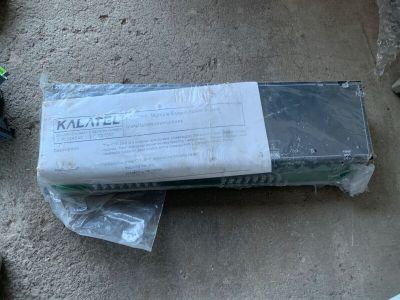 *NIB* *New* GE Secutity Kalatel KTP-24-8 Multi-output Supply