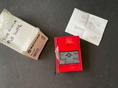 *NIB* *New* Notifier MPS-950B Fire Alarm French/English Pull Station