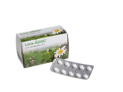 LORA ADGC 100 Tabletten bei Allergie Loratadin