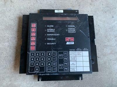 Siemens Cerberus Pyrotronics ANN-1 Fire Alarm Control Panel Annunciator