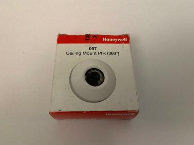 *NIB* *New* Honeywell 997 Ceiling Mount PIR Security System Module