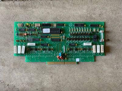 Simplex 565-226 (Rev D) Fire Alarm Security Monitor Board 4100 Control Panel