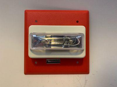*NIB* *New* Cerberus Pyrotronics Siemens S110-STD Fire Alarm Remote Strobe