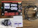 Super Nintendo Entertainment System SNES Classic Edition Mini AUTHENTIC