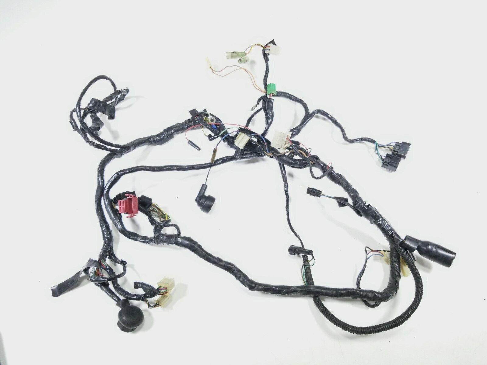 00 Kawasaki Zrx Zrx Main Wiring Wire Harness Loom