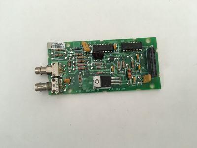 Simplex 4010-9819 (Rev E) 566-376 Fire Alarm Fiber Network Card