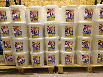 30 kg Premium Rein Waschmittel Waschpulver Vollwaschmittel