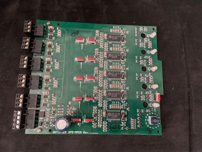 Notifier XP5-MPCA XP5-M Fire Alarm Transponder Card