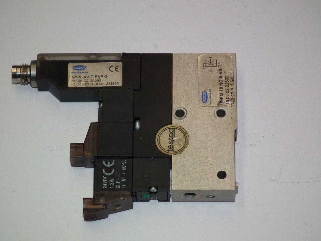 Vakuumerzeuger SCHMALZ SCPM 10 NC A VS-T  -gebraucht