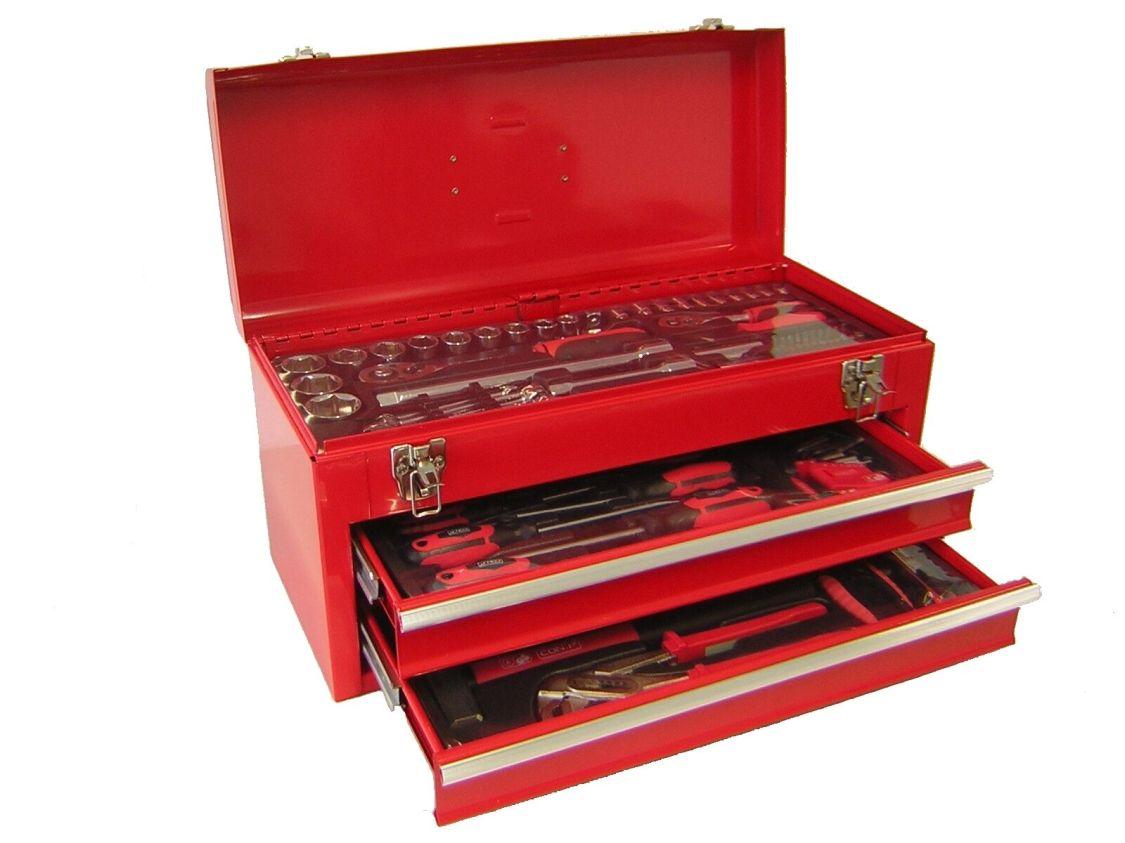 Connex Werkzeugkoffer 85-teilig