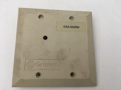 Grinnell Thorn Autocall OXA-502RM 976258 Fire Alarm TFX Relay Module